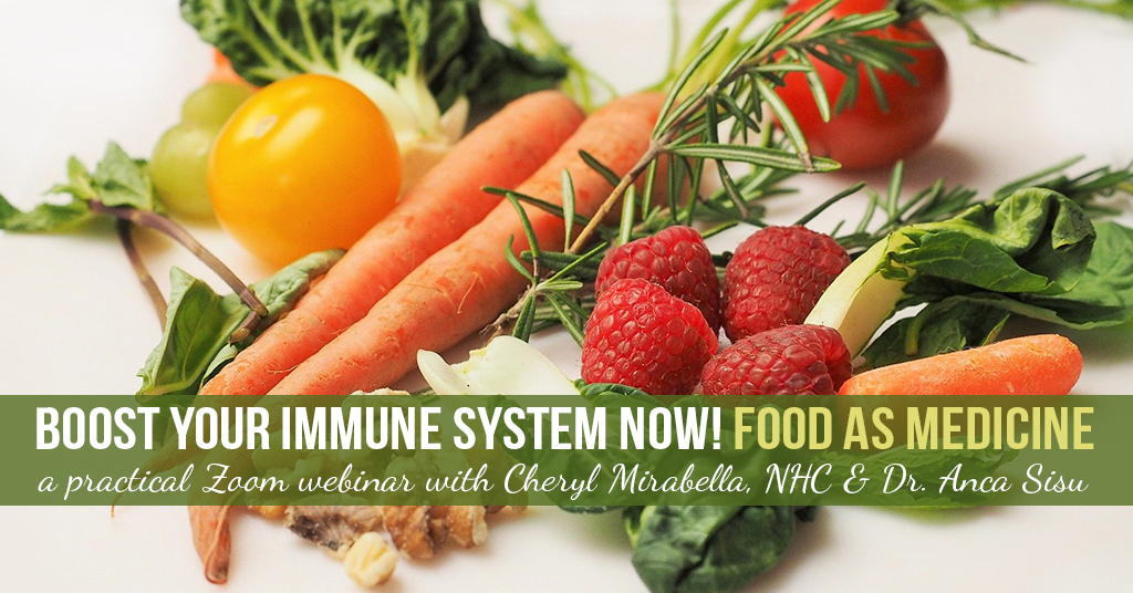Boost your immune system in natural ways